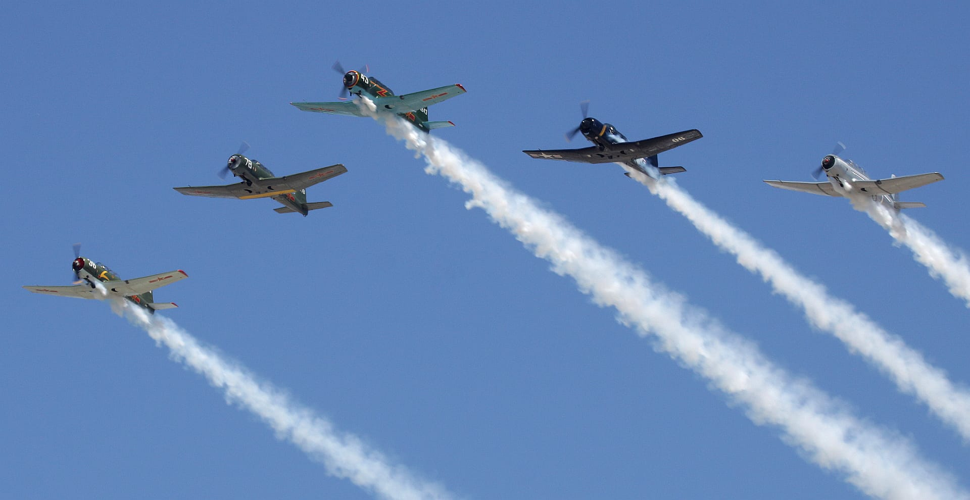 Wings Over Camarillo Air Show Perfomers