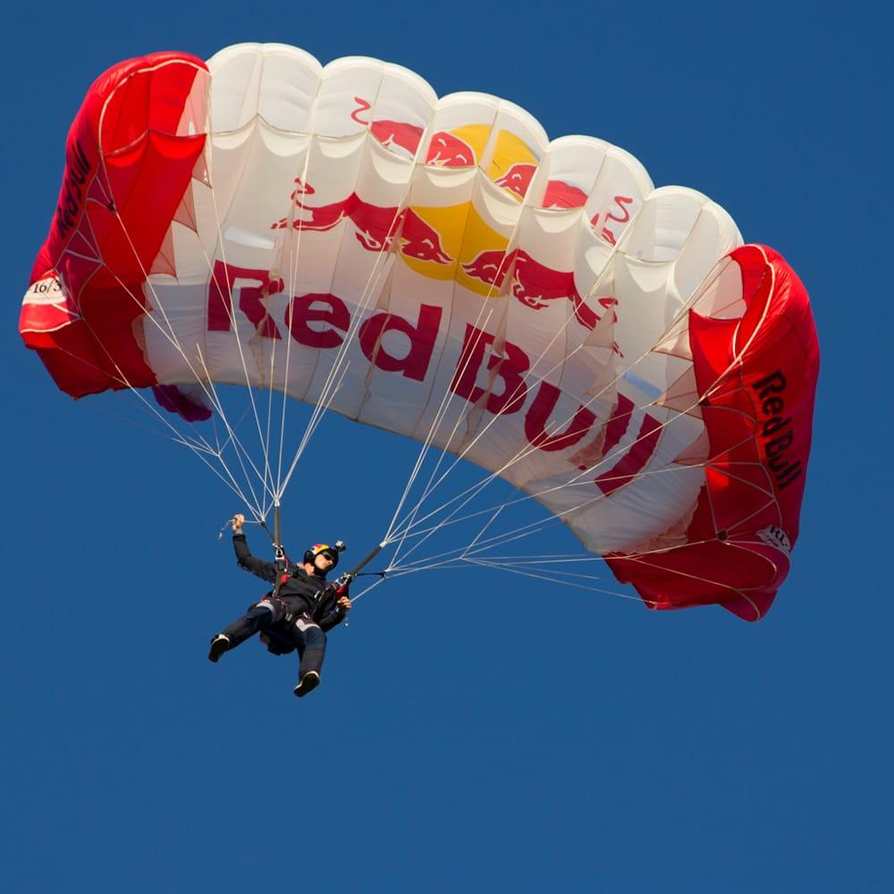 Red Bull Parachute Team