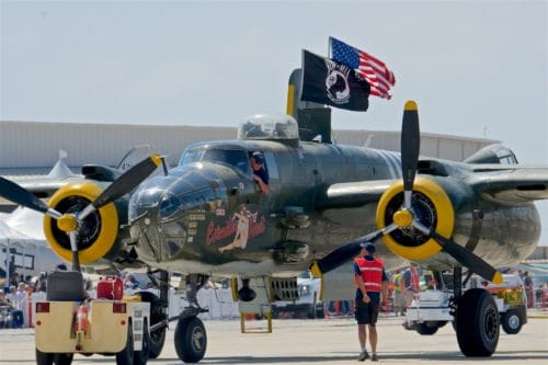 Wings Over Camarillo,  N30801, North American B-25J/TB-25N Mitchell,